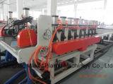 Chaîne de production de panneau de meubles de PVC