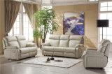 يعيش غرفة ثبت أريكة مع حديثة [جنوين لثر] أريكة ([د841])