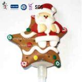 Decorações do bolo do Natal