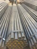 API 5L Gr. B ASTM A53b BS1387 ERWの炭素鋼の管