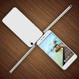 De nieuwe Komende Slimme Telefoon van de Cel 5.5 IPS 1280*600 van de Duim de Kern van de Vierling Androïde 5.1 Dubbele SIM 4G Mobiele Telefoon
