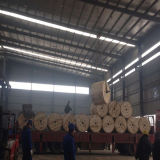 AWG-Lehre 1/0 2/0 3/0 4/0 Aluminium-Leiter der Größen-ACSR/