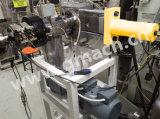 Pompe à engrenages de fonte d'extrusion pour la ligne d'extrusion de pipe