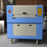 Do CO2 acrílico de madeira da estaca e da gravura do laser do couro da placa de China 60W 80W 6090 máquina do gravador do laser do CNC para a venda