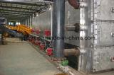 Refinação plástica contínua de 30 Tpd para olear a planta da pirólise