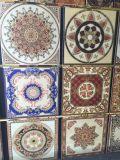Azulejo de suelo de decoración de cristal pulido de porcelana