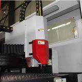 máquina de estaca incluida do laser da fibra de 500W Ipg com tabela Exchangeable