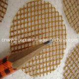 Fiberglas Filter Net für Molten Aluminium Filtration