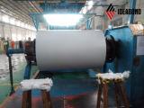 Le matériau décoratif a enduit la bobine en aluminium pour annoncer le panneau