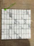 Modanatura di marmo della fodera della matita delle fodere di marmo bianche poco costose del bordo