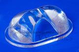 Bestes verkaufenoptisches LED Objektiv fresnel-, Objektiv der Lampen-LED, Glühlampe-Objektiv