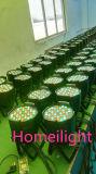 54 lumière de PARITÉ de couleur de mélange de X 3W pour la lumière d'étape d'usager de disco de lumière de musique de lampe d'usager de club