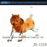 Fles van het Glas van het Ontwerp van twaalf de Chinese Tekens van de Dierenriem voor Wijn