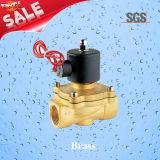 Ss316 válvula eléctrica, válvula electromagnética, electroválvula del acero inoxidable Ss316
