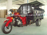 200 cc Garbge Tricylce / Five Wheel Motorcyle with Cargo (TR-9)