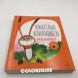 Livre d'enfants parlant sain de panneau de qualité