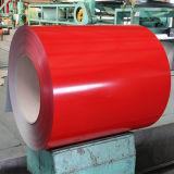 Chapa de aço galvanizada Prepainted para Building-Dx51d