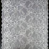 Cordón del algodón de la alta calidad para la ropa interior de las mujeres