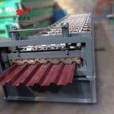 사다리꼴 루핑 장 또는 기계를 형성하는 격판덮개 도와 롤