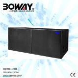 221BBS Новый дизайн Акустическая система PRO Audio мощный бас сабвуфера
