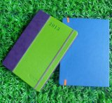 PU Hardcover Notebook Color Assorted Diary mit Elastic Band