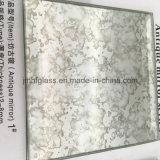 Vidro antigo a favor do meio ambiente de superfície lustroso material de vidro do espelho