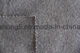 Tessuto della saia di T/R tinto filato, 260GSM, 63%Polyester 34%Rayon 3%Spandex