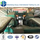 alta linea di produzione della coperta della fibra di ceramica dello zirconio 5000t