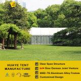 Tienda clara al aire libre del palmo para el centro turístico y el hotel (hy010)