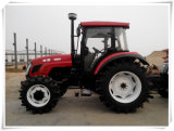 80HP 90HP 100HP Landbouwtrekker 110HP voor Hete Verkoop