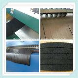 China-Hersteller-Gummiaufspaltenscherblock-Maschine 1500