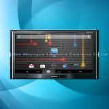 3G WiFi DVD 실행을%s 가진 Jvc를 위한 인조 인간 GPS 항법 상자