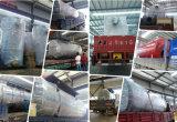 Madeira e caldeira de vapor despedida carvão do pacote para a fábrica de papel