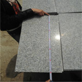 Серый камень гранита G341 и гранит вымощая камней