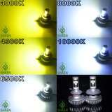 3000lm CREE 30W Headlight H4 СИД Motorcycle Light