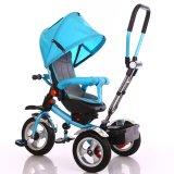 Triciclo de borracha do pedal da roda do bebê/da criança triciclo dos miúdos (OKM-733)