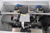 Máquina que ata con correa industrial del nuevo cartón automático de la condición con el PLC