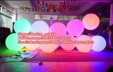 Het aansteken van Opblaasbare Ballon met LEIDENE Lichten voor Verkoop