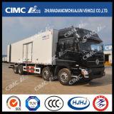Gekühlter LKW der Qualitäts-Cimc Huajun 8*4