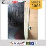 Tablones de lujo del vinilo del PVC de la instalación fácil