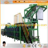 Machine de refroidissement en caoutchouc pour la machine de refroidissement de bande de /Rubber de bande en caoutchouc
