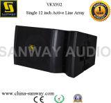 Vrx932 schielt das 12 Inch-Neodym Bi-AMPERE Zeile Reihen-Lautsprecher an