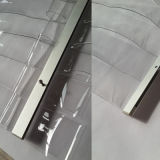 冷凍の表示ショーケースのためのドア・カーテン