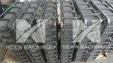 Cestas de carga echadas cesta de la aleación del tratamiento térmico del molde