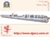 Xcs-1100c4c6 vier sechs Eckfaltblatt Gluer für Pizza-Kasten