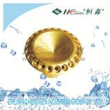 Distribuidor de líquido de latão para dispositivos de refrigeração