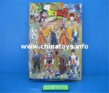 """A menina de """"boneca do brinquedo da novidade do plástico 5.75 do brinquedo s """" brinca (864889)"""