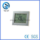 Touch Screen Metal Drawing Panel Room Thermostat (MT-02)