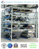 Lifting e Moving Multi-Layer Type Parking System