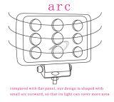 """6.8 """" 27W het Rechthoek Gebogen LEIDENE van de Lens Licht van het Werk (CH-wl-003-27W)"""
